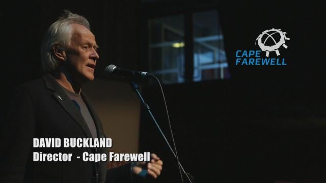 David Buckland at Rich Mix