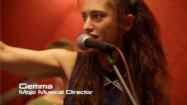 MOJO Musical Director