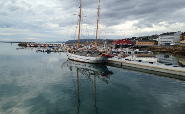 Vadsø Harbour August 2016
