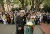 Colin & Yaba at St James Clerkenwell